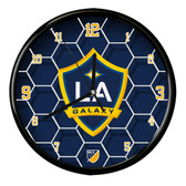LA Galaxy Team Net Clock