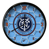 New York FC Team Net Clock