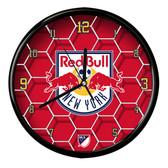 New York Red Bulls Team Net Clock