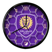 Orlando City SC Team Net Clock