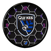San Jose Earthquakes Team Net Clock