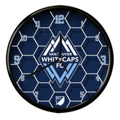 Vancouver Whitecaps FC Team Net Clock