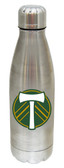 Portland Timbers 17oz Stainless Steel Water Bottle