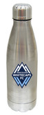 Vancouver Whitecaps 17oz Stainless Steel Water Bottle