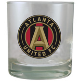 Atlanta United 8.45oz Rocks Glass