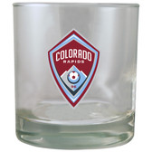 Colorado Rapids 8.45oz Rocks Glass