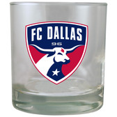 Dallas FC 8.45oz Rocks Glass
