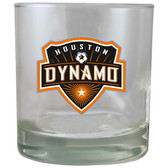 Houston Dynamo 8.45oz Rocks Glass
