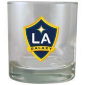 LA Galaxy 8.45oz Rocks Glass