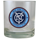 NYC FC 8.45oz Rocks Glass