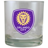 Orlando City SC 8.45oz Rocks Glass