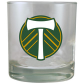 Portland Timbers 8.45oz Rocks Glass