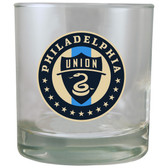 Philadelphia Union 8.45oz Rocks Glass