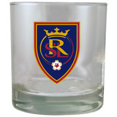 Real Salt Lake 8.45oz Rocks Glass
