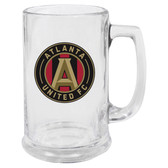 Atlanta United FC Glass Stein