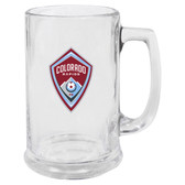 Colorado Rapids Glass Stein