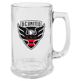D.C. United Glass Stein