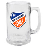 Cincinnati FC Glass Stein