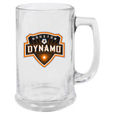 Houston Dynamos Glass Stein