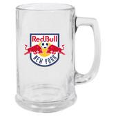 New York Red Bulls Glass Stein