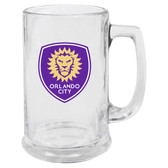 Orlando City SC Glass Stein
