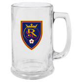 Real Salt Lake Glass Stein