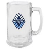 Vancouver Whitecaps FC Glass Stein