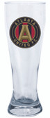 Atlanta United FC Glass Pilsner