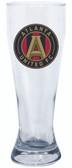 Atlanta United FC Glass Pilsner