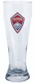 Colorado Rapids Glass Pilsner