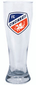 Cincinnati FC Glass Pilsner