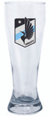 Minnesota United FC Glass Pilsner