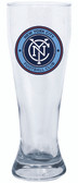 New York FC Glass Pilsner