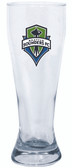 Seattle Sounders FC Glass Pilsner