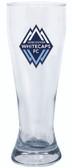Vancouver Whitecaps FC Glass Pilsner