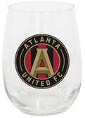 Atlanta United 15oz Stemless Wine Glass