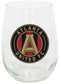 Atlanta United 15oz Stemless Wine Glass