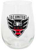 D.C. United 15oz Stemless Wine Glass