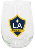 LA Galaxy 15oz Stemless Wine Glass