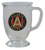 Atlanta United FC 16oz Kona Glass