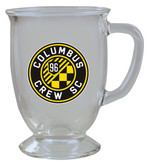 Columbus Crew 16oz Kona Glass