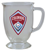Colorado Rapids 16oz Kona Glass