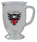 D.C. United 16oz Kona Glass
