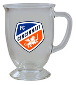 Cincinnati FC 16oz Kona Glass