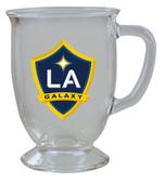 LA Galaxy 16oz Kona Glass