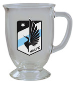 Minnesota United FC 16oz Kona Glass