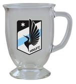 Minnesota United FC 16oz Kona Glass