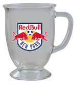 New York Red Bulls 16oz Kona Glass