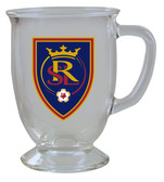 Real Salt Lake 16oz Kona Glass