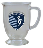 Sporting Kansas City 16oz Kona Glass
